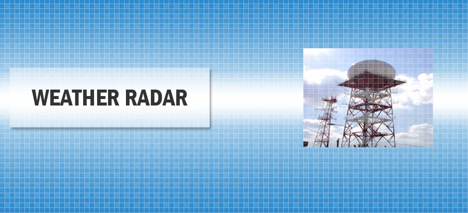Install & Inspect<br>Weather Radar